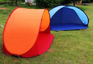 Pop-Up Outdoor Beach Tent - Two Colours Available