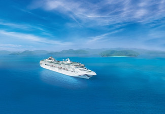 Per-Person, Quadshare, Four-Night Picton Pacific Explorer Escape incl. Meals & Entertainment - Options for Tripleshare & Twinshare Rooms & Cabin Upgrades