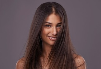 $109 for a Restructuring Keratin Treatment, Shampoo Service, Head Massage & Blow Wave, or $148 to incl. Any Two At-Home Kerasilk Aftercare Products (value up to $305)