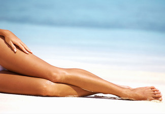 Three IPL Hair Reduction Treatments on Three Small Areas - Options for Five Small Areas, Full Legs, or Male Chest or Back