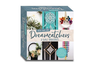 Create Your Own Dreamcatchers & Wall Hangings Box Set