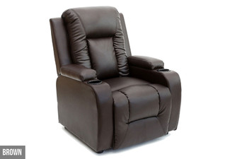Caesar Push Back Chair - Two Colours Available