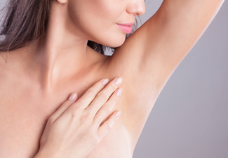 Three IPL Laser Treatment Sessions - Four Areas to Choose From