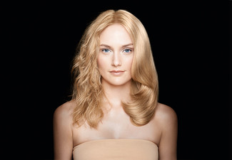 Restructuring Keratin Treatment, Shampoo Service, Head Massage & Blow Wave with Options to incl. Any Two At-Home Kerasilk Aftercare Products
