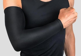 Sports Compression Arm Sleeves - Three Sizes Available