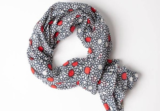 Cotton Scarf - Eight Options Available
