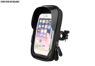 Water-Resistant Bicycle Phone Holder Stand