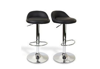 Two Brooklyn Bar Stools