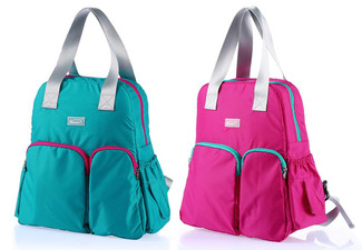 Baby Nappy Bag - Two Colours Available