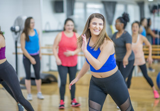 10 Zumba Classes for One Person