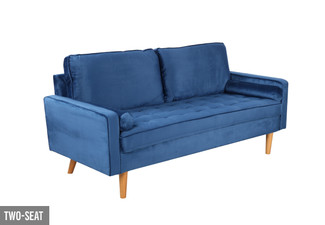Faversham Sofa Range - Options for Two-Seat Sofa, or Two & Three Seat Sofa Combo