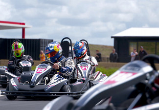 10-Minute Go-Karting Session for One Person
