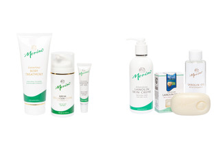 Merino Skincare Trio Gift Pack - Option for Lanolin Gift Pack incl. Complimentary Soap
