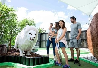 18-Hole Game of Mini Golf - Options for up to Six People
