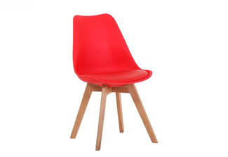 Efron Red Dining Chair