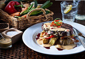 $50 Costas Greek Dining & Drinks Voucher - Available for Dine-In and Takeaway