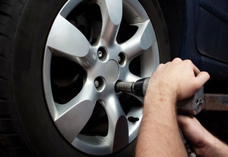 Wheel Alignment & A4 Report incl. Five-Point Safety Check - Option for a 4WD