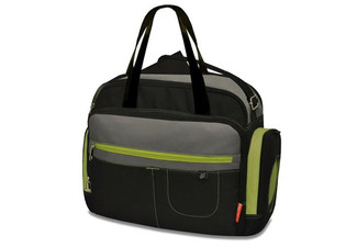 $29.99 for a Fisher Price Carry All Diaper Bag (value $69.99)