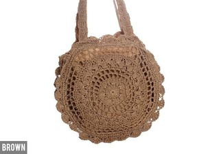 Summer Boho Bag - Two Colours Available with Free Delivery