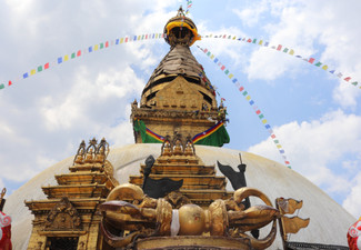 Per-Person, Twin-Share 10-Day Best of Nepal Tour incl. Accommodation, Local Guide, Transfers & More