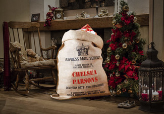 From $25 for a Personalised Santa Sack for Christmas incl. Nationwide Delivery – Options Available for Two or Three Sacks