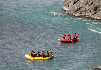 River Raft & Jet Boat Ride for One Adult - Seven Options Available