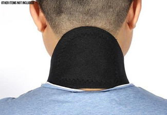 Two-Pack of Self Heating Neck Support Wraps - Option for Four with Free Delivery