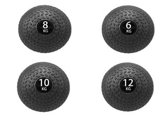 Easy-Grip Tread & Durable Training Slam Ball - Four Weights Available