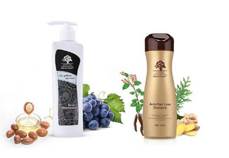 Shampoo & Conditioner Range - Six Options Available