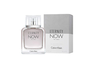 Calvin Klein Eternity Now 50ml Eau de Toilette - Option for 100ml