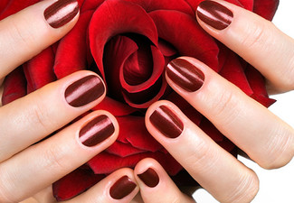 Gorgeous Manicure - Options for a Spa Pedicure, Gel Polish Manicure, Full Set of Acrylic, SNS Nails & Pedicure