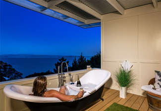 Two Nights for Two People in a Self-Contained Luxury Chalet on Waiheke Island - Options for Three or Five Nights