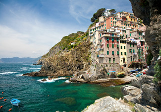 Per-Person, Twin Share Six-Night Taste of Italian Cuisine Tour incl. Nine Meals, Hotel Accommodation & Transportation