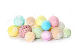 15-Pack Baby Bath Bombs Gift Box - Three Options Available