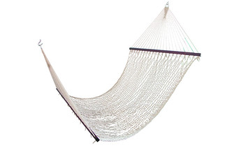 Netted Double Hammock Bed