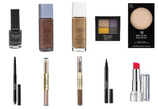 Revlon Makeup Range - Ten Options Available
