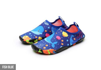 Children's Beach Shoes - Seven Sizes & Seven Styles Available