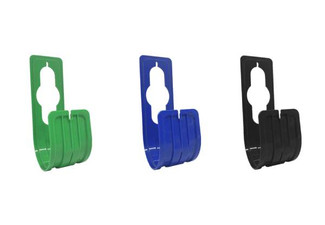 Two-Pack of Outdoor Tap Racks - Three Colours Available