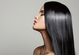 Keratin Hair Straightening Treatment