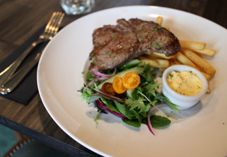Any Two Dinner Mains & a Bottle of Northwood Sav, Pinot Gris or Pinot Noir