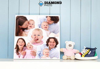 From $19 for Large Square Canvases incl. Nationwide Delivery