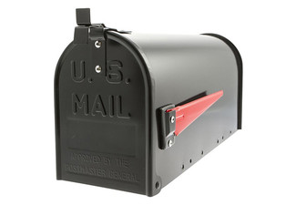 Metal Mail Box - Option for Two