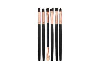 Starter Six-Piece Eye Makeup Brush Set