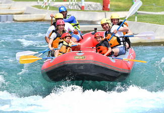 Rafting & Lake Adventure Combo incl. Ice Cream for One Person - Options for up to Seven People