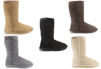Comfort Me Australian Made Memory Foam Tall Classic UGG Boots - Five Colours & Ten Sizes Available