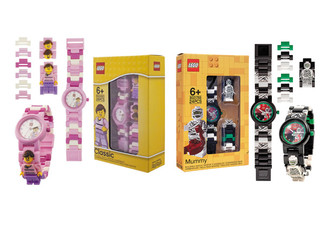 Lego Watch - Two Colours Available