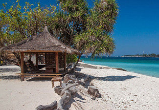 Per-Person Twin-Share Six-Night Bali Holiday incl. Flights, Four-Star Accommodation & Ferry to the Gili Islands