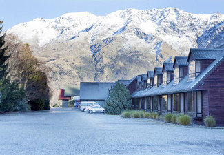 Coronet Peak Queenstown One-Night Getaway for Two People incl. Breakfast & More - Option for Two Nights & for Families