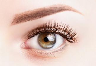 Classic Eyelash Extensions for One Person - Option for Volume Eyelash Extensions