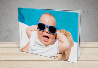 20 x 28cm Hardcover Photo Book 20 Pages - Options for up to 80 Pages